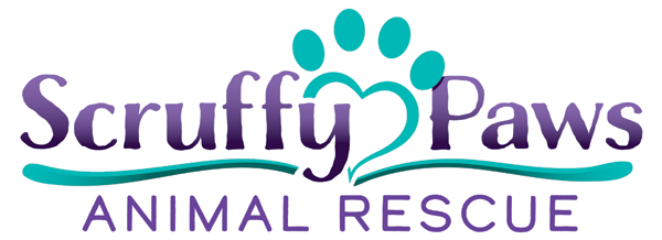 Scruffy Paws Animal Rescue Full color logo
